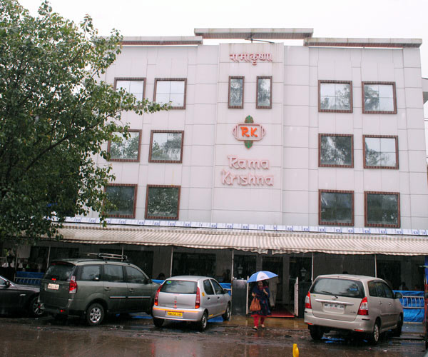 About ramakrishna hotel in lonavala budget accommodation for Low budget hotel
